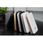 Powerbank 15000mAh WhiteSilver